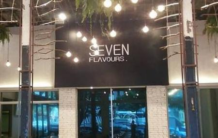 Seven Flavours Steam Seafood Image