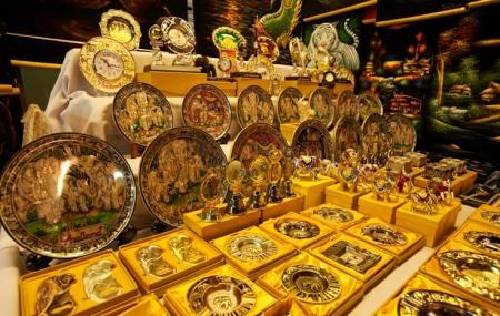 Silom Night Market Image