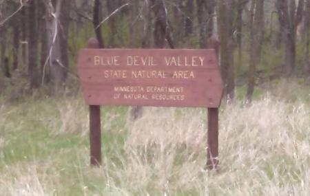 Blue Devil Valley Scientific And Natural Area (sna) Image