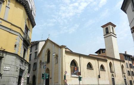 Chiesa Di San Bernardino In Pignolo Image