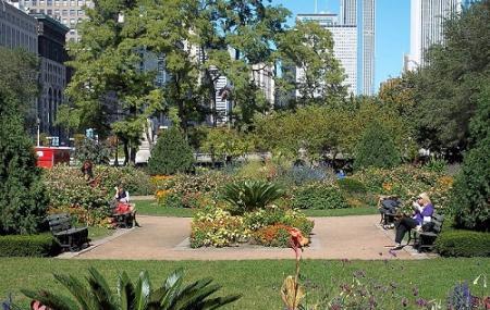 Spirit Of Music Garden In Grant Park, Chicago | Reviews | Ticket ...