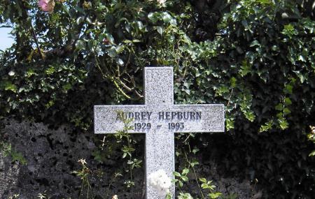 Cemetery Of Tolochenaz, Audrey Hepburn's Resting Place Image