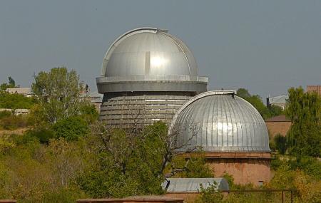 Byurakan Observatory Image