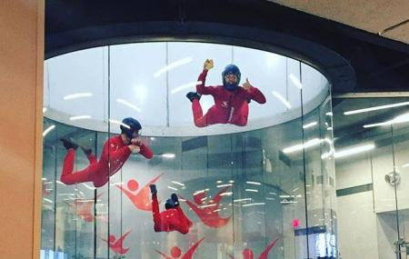 Ifly Sf Bay Indoor Skydiving Image