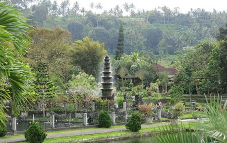 The Water Palace Tirta Gangga Image
