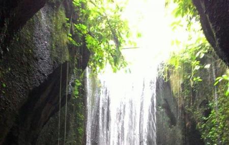 Tukad Cepung Waterfall Image