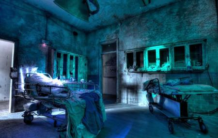 Pennhurst Asylum Image