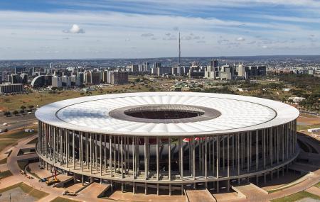Mane Garrincha Stadium Image