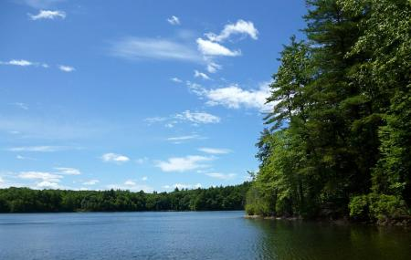 Walden Pond As Featured In Daytrips From Boston Image