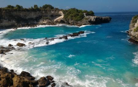 Blue Lagoon Beach Image