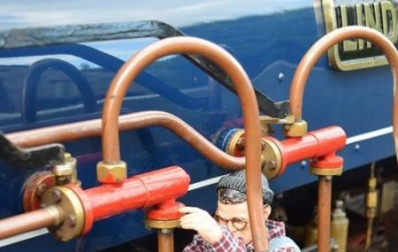 Damhead Miniature Railway Image
