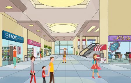 Port Denarau Shopping Centre Image
