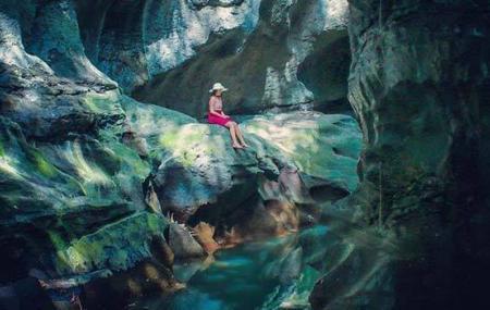 Hidden Canyon Beji Guwang Image