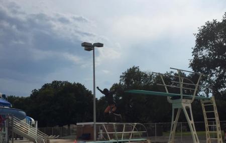 Bangert Swimming Pool Image