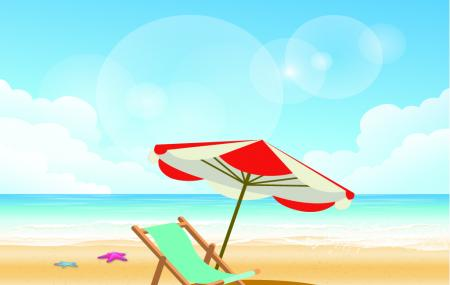 Glyfada Beach Image