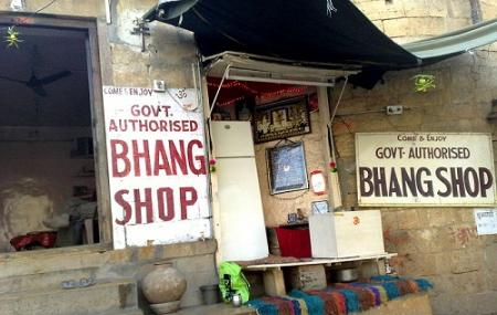 Govt Authorised Bhang Shop Image