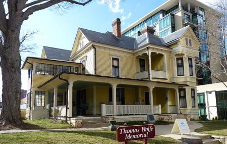 Thomas Wolfe House Image