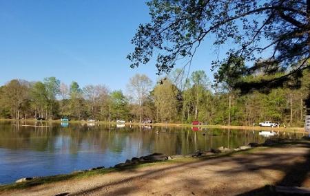 Ed's Carp Lake Image
