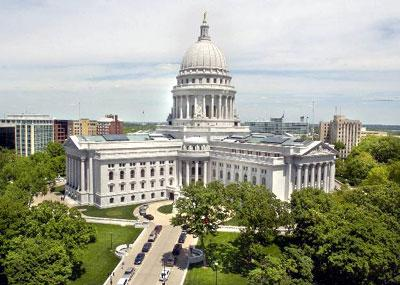 Wisconsin State Capitol Image