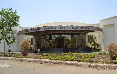 Rajiv Gandhi National Cyber Law Centre Image