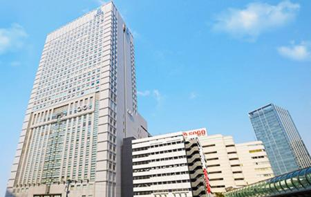 Yokohama Sky Building Image