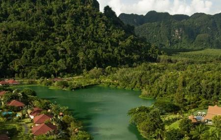 Gillhams Fishing Resort, Khao Thong | Ticket Price | Timings ...