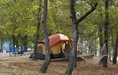 Dam Site Camp Image