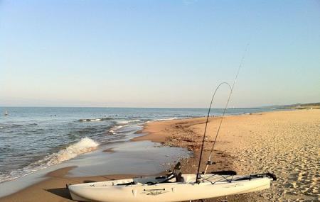Oval Beach Image