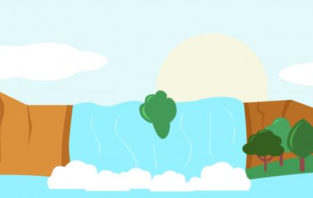 Tarzan Falls Image