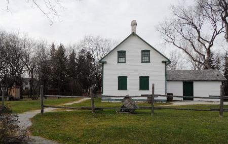 Riel House National Historic Site Image