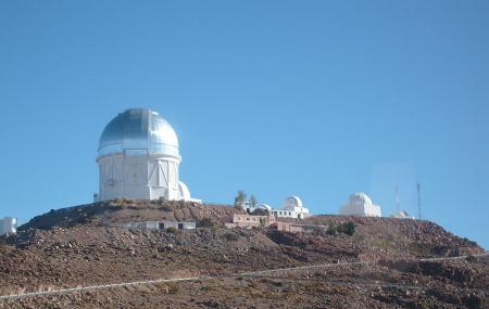 Cerro Tololo Inter-american Observatory Image