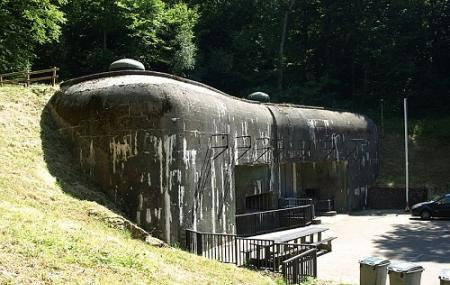 The Maginot Line - Large Artillery Fortress Galgenberg Image