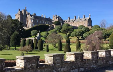 Drummond Castle Image
