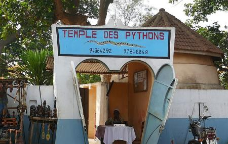 Pythons Temple Image