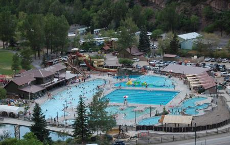 Ouray Hot Springs Pool And Fitness Center Image