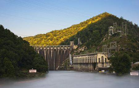 Cheoah Dam Image