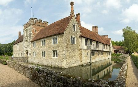 National Trust - Ightham Mote Image