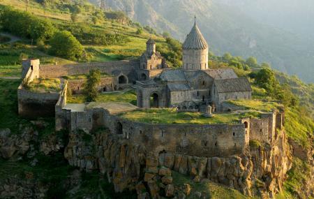 Tatev Monastery Image
