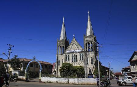 St. Joseph's Cathedral Image