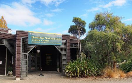 Fiordland National Park Visitor Centre Image
