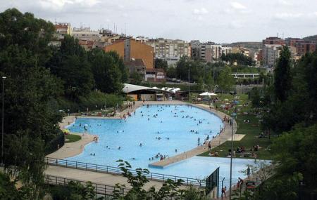 Llac-piscina De Vallparadis Image
