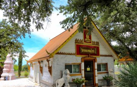 The Wat Dhammabucha Buddhist Temple Image
