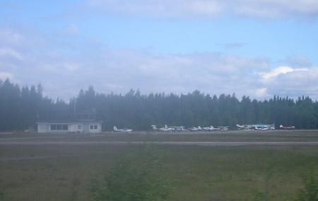 Lahti-vesivehmaan Lentokentta Image