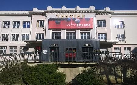 Theatre De Vienne Image