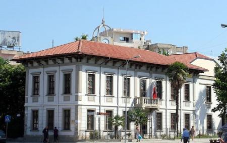 Muzeu Historik Image