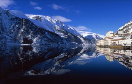 Tyssedal Hydroelectric Power Station Image