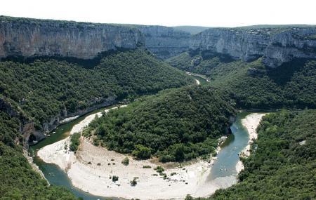 Reserve Naturelle Des Gorges De L'ardeche Image