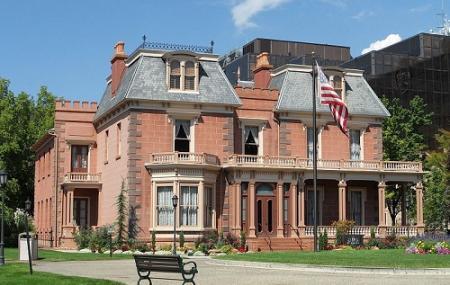 The Devereaux Mansion Image