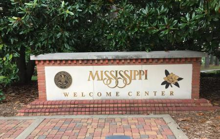 Mississippi Welcome Center Image