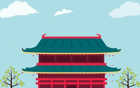 Mendut Buddhist Monastery Image
